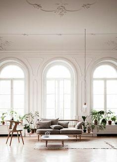 Inspiration in White:Moulding - lookslikewhite Blog - lookslikewhite