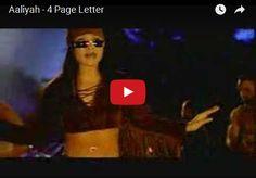 Watch: Aaliyah - 4 Page Letter See lyrics here: http://aaliyahlyric.blogspot.com/2010/01/4-page-letter-aaliyah.html #lyricsdome