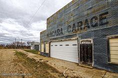 Niagara, North Dakota...site of brutal murders!