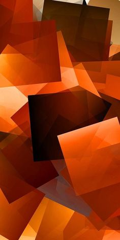 Simple Cubism Abstract 145 Print by Chris Butler. #art #abstract #cubism #deco #design #interior #home #Decor #wall #modern #contemporary #homedecor #abstractart #interiordesign #colorful