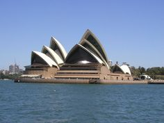 Opera House, Sydney, Australia. Went there 2010, cool.