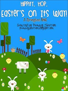 Have a blast celebrating the Spring and Easter season with this fun 141 page unit that incorporates reading, writing, math, and science! Incorporated throughout the unit is a Beatrix Potter study covering the following works: The Tale of Peter Rabbit, The Tale of Benjamin Bunny, The Tale of Jeremy Fisher, and The Tale of the Flopsy Bunnies!