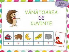 Train Your Brain, Kindergarten, Letters, Education, Comics, School, Kids, Romania, Young Children