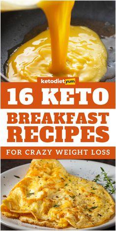 16 Best Keto Breakfast Recipe Ideas