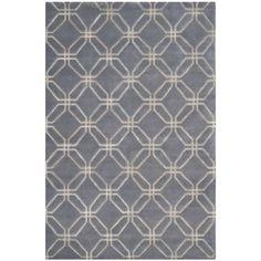AllModern Private Sale - dCOR design Tibetan Slate Geometric Rug Rug Size: 8' x 10'