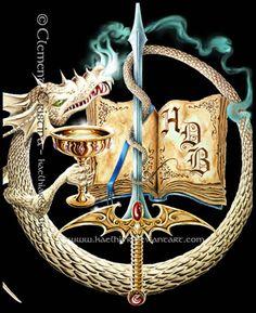 Holy Dragon Brotherhood by Kaelhiar on deviantART