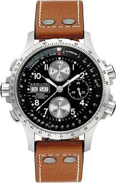 H77616533 - Authorized Hamilton watch dealer - Mens Hamilton X-Wind, Hamilton watch, Hamilton watches