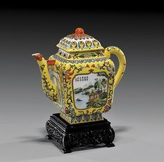 old teapots - Google Search