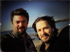 "11.9k Likes, 69 Comments - Karl Urban (@karlurban) on Instagram: ""Sunny breakfast in Auckland  with my good friend @edgarwright  director of Baby Driver The must see…"""