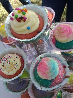 University of Central Florida Cupcake Bake Sale by She's the First, via Flickr