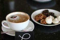 Hot Cappuccino #coffeShop #amanjiwo