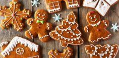 Começando os preparos natalinos: aprenda a fazer biscoitinhos de gengibre