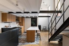 LOFT N, City of London, Nomade Architettura Interior design, Selina Bertola