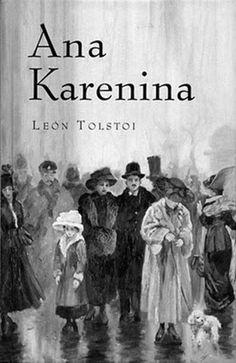 'Ana Karenina', de León Tolstói