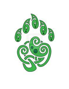 Celtic Bear Paw Tattoos Tattoo1999 Bear Paw Tattoo