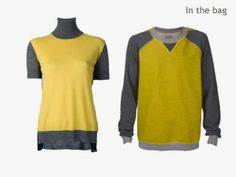 Yellow and Grey for a Long Weekend | The Vivienne Files