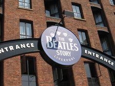 The Beatles Story Liverpool - Beatles Museum - Liverpool, England