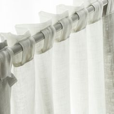 Shop for Aurora Home Colorblock Border Linen Blend Curtain Panel Pair - 52 x Get free delivery On EVERYTHING* Overstock - Your Online Home Decor Outlet Store! Home Curtains, Panel Curtains, Home Decor Outlet, Color Blocking, Aurora, Living Spaces, Shopping, Furniture, Home Furnishings