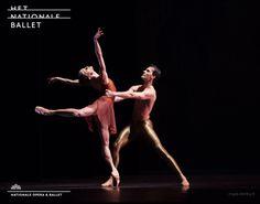Anna Tsygankova & Jozef Varga - Duet by Christopher Wheeldon - Dutch National Ballet
