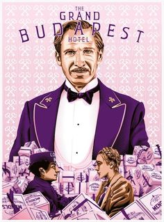 BAD DADS V – A TRIBUTE TO THE FILMS OF WES ANDERSON #baddads #V #tribute #wesanderson #films #movies #art #show #exhibition #spokeartgallery #sanfrancisco #2014 #thegrandbudapesthotel