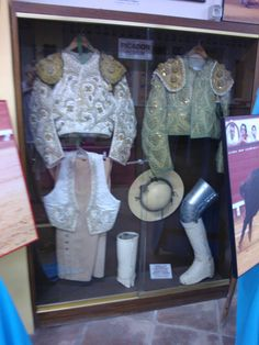 a bullfighter costume