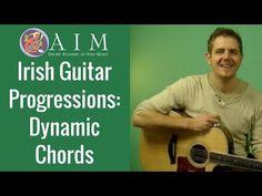 Irish Guitar Lesson: Dynamic Chords for Accompanying Irish Music (2018) - YouTube