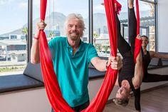 Как тренируются Брэнсон, Цукерберг и другие миллиардеры - Миллиардеры