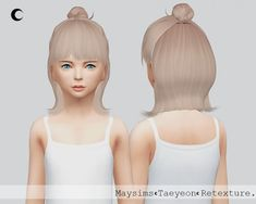 Kalewa-a: Taeyeon Child • Sims 4 Downloads