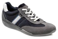 Ecco Summer Sneaker Titanium