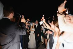 Bell Ringing Send Off! | Sanderling Resort Weddings