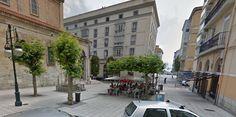 Plaza de Cañadío, Santander