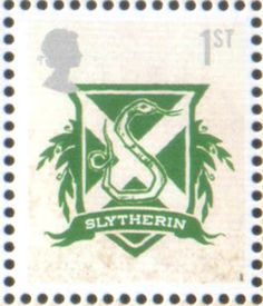 Slytherin Stamp