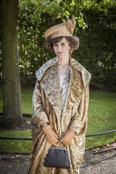 LADY MAE of MR. SELFRIDGE