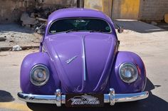 My color of VW bug wheels
