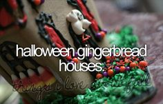 My opinion it's better then Christmas gingerbread houses! I think it's so cute!