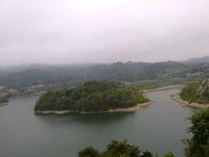 Liyutan reservoir, Miaoli, Taiwan