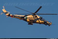 Upgraded to Super Hind MKIII - Photo taken at Withheld in Algeria on October Attack Helicopter, Military Helicopter, October 4, Aircraft Pictures, Linkin Park, Armed Forces, Air Force, Aviation, Army