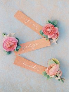 Lush Florals in Joshua Tree by Oliver Fly Photography | Wedding Sparrow