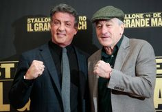 Sly & DeNiro for GRUDGE MATCH