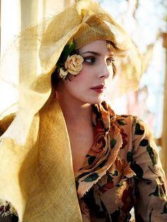 Debutante / Rachel Hurd-Wood by Erez Sabag for Instyle UK, March 2011