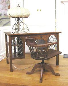 Art Nouveau Furniture Series