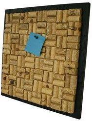 I'm gonna start collecting my corks!! :D!    Cork bulletin board.