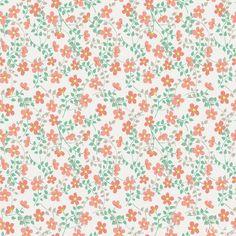 Cozz Smile 61163-04 Little Floral - Behangkoopjes.nl