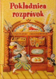 Adam's favourite book Pokladnica rozprávok. Books, Libros, Book, Book Illustrations, Libri