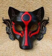 Resultado de imagen para mascaras de lobo de tokyo ghouls