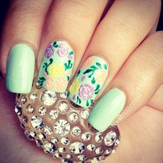 spring nails Find us on: www.facebook.com/NeoNailPL