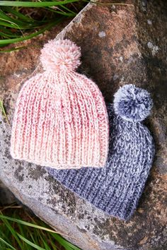 Knitted Hats, Crochet Hats, Winter Hats, Knitting, Knitting Hats, Tricot, Knit Caps, Cast On Knitting, Stricken
