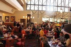 Café da Manhã com a turma do Mickey em Orlando - Chef's Mickey