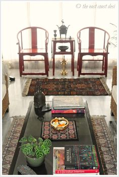 The East Coast Desi Shreya Shailee  C B Indian Home Decor