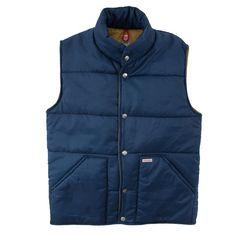 Puffer Vest | Huckberry